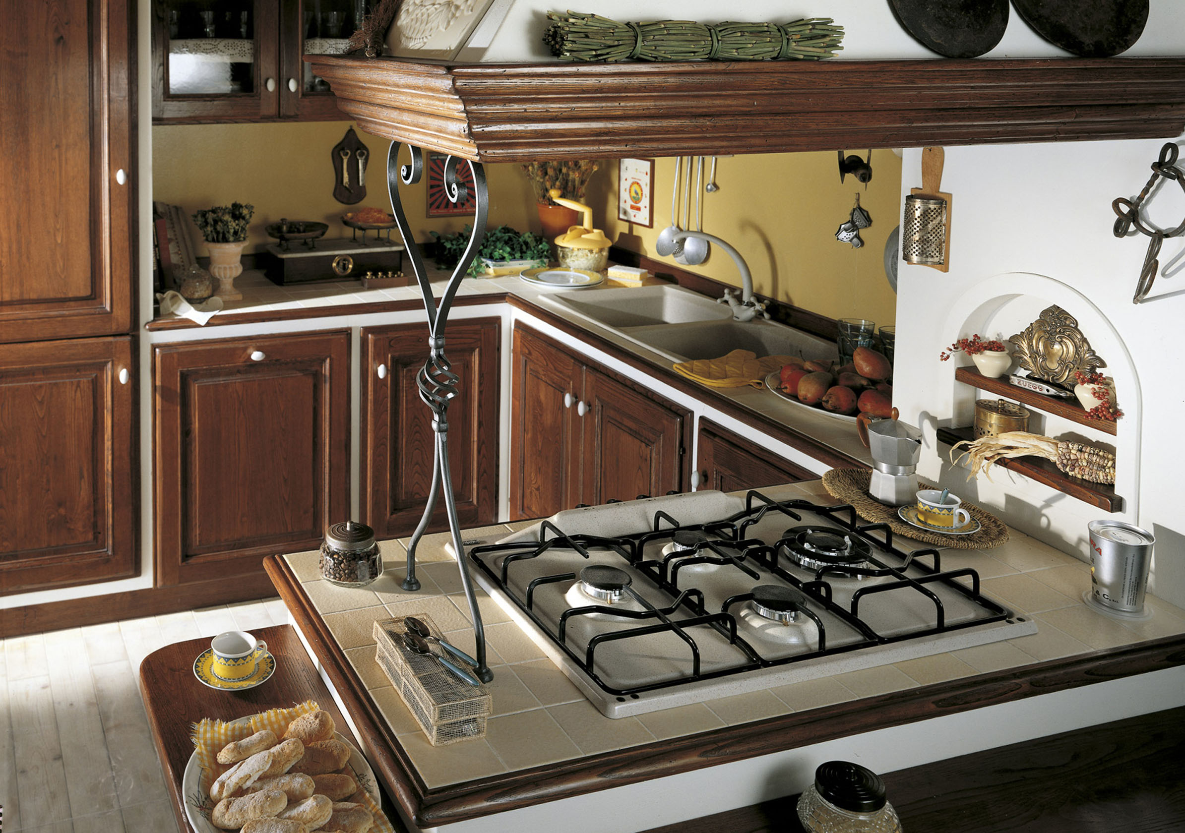 Paganelli cucine muratura with paganelli cucine cheap for Keidea arreda
